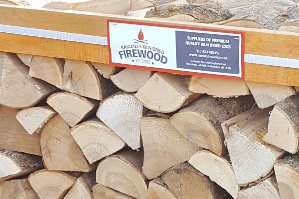 Randalls Kiln Dried Logs