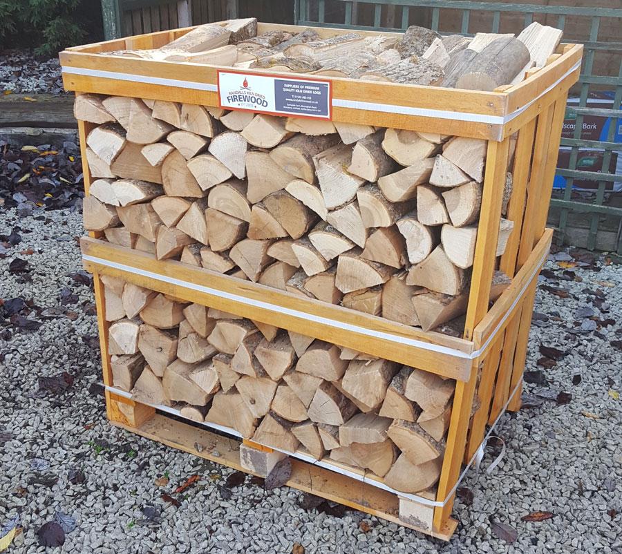 Lichfield Kiln Dried Logs from Randalls