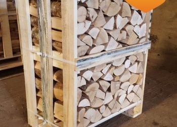 New Mini Crates of Kiln Dried Logs