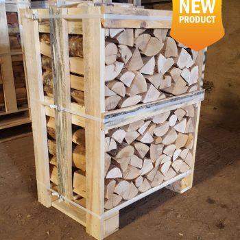 Lichfield Mini Crate of Kiln Dried Logs