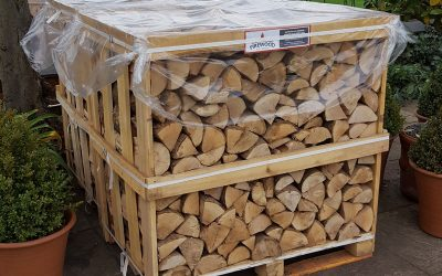 Keep warm in 2019 with our Kiln Dried Logs