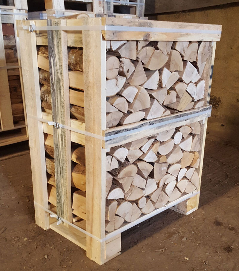 MINI CRATE OF KILN DRIED LOGS from Randalls Kiln Dried Logs in Lichfield