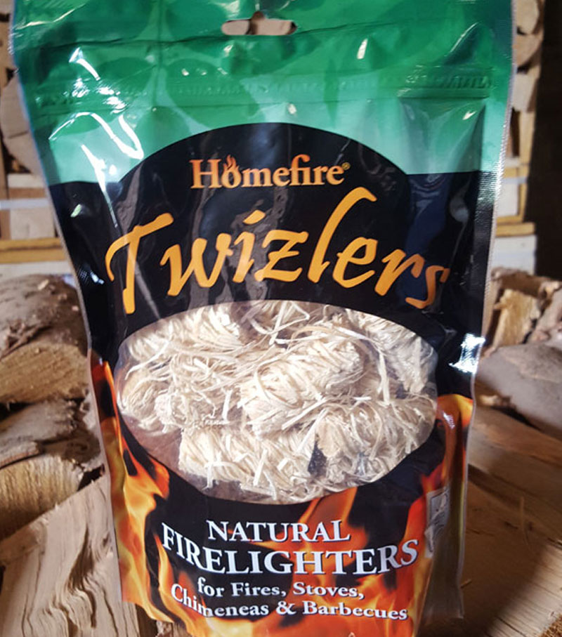ECO FIRELIGHTERS from Randalls Kiln Dried Logs