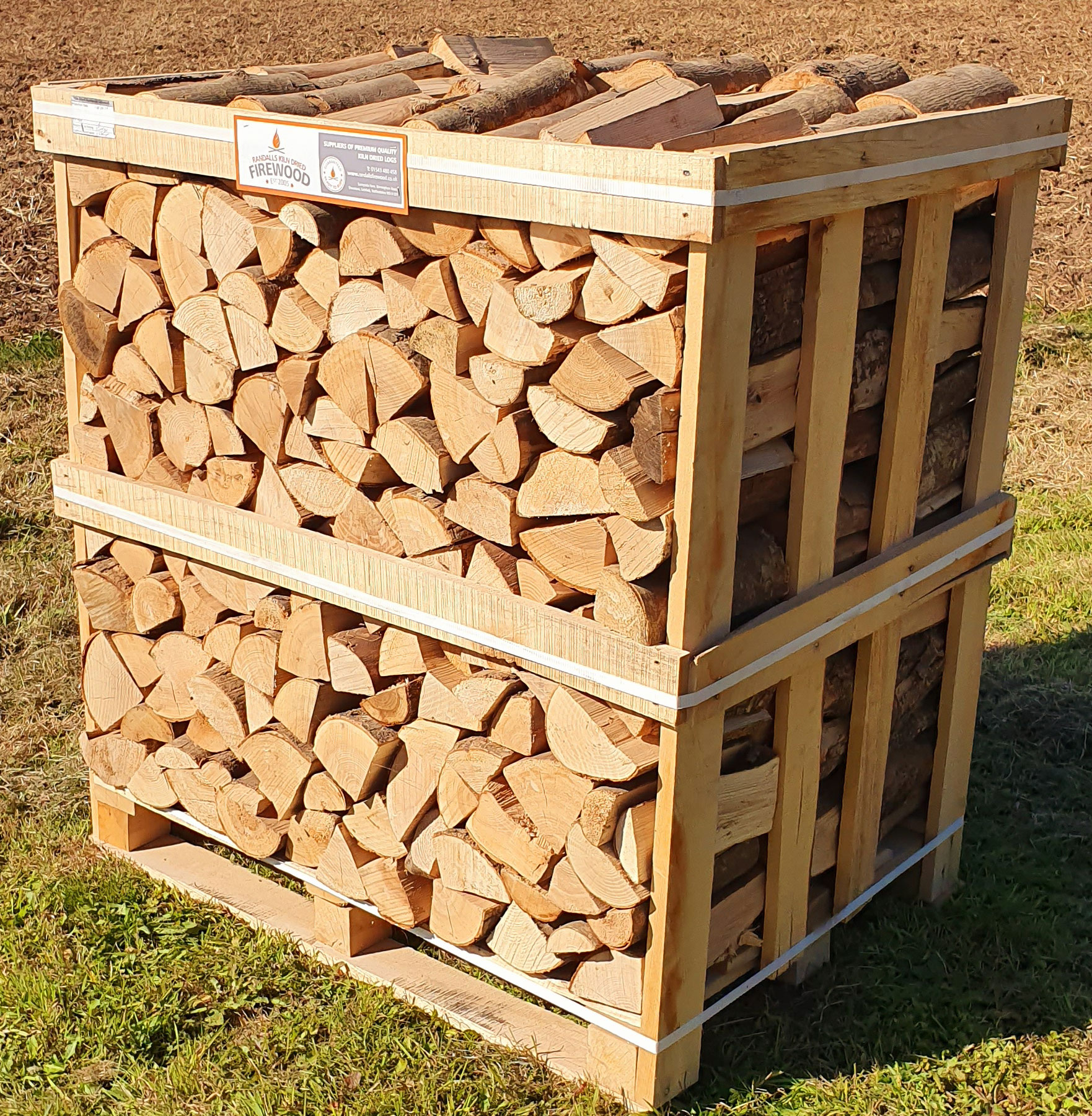 KILN DRIED ASH LOGS LICHFIELD