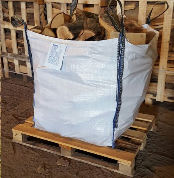 Kiln Dried Ash/Oak Mixed Logs - Bulk Bag