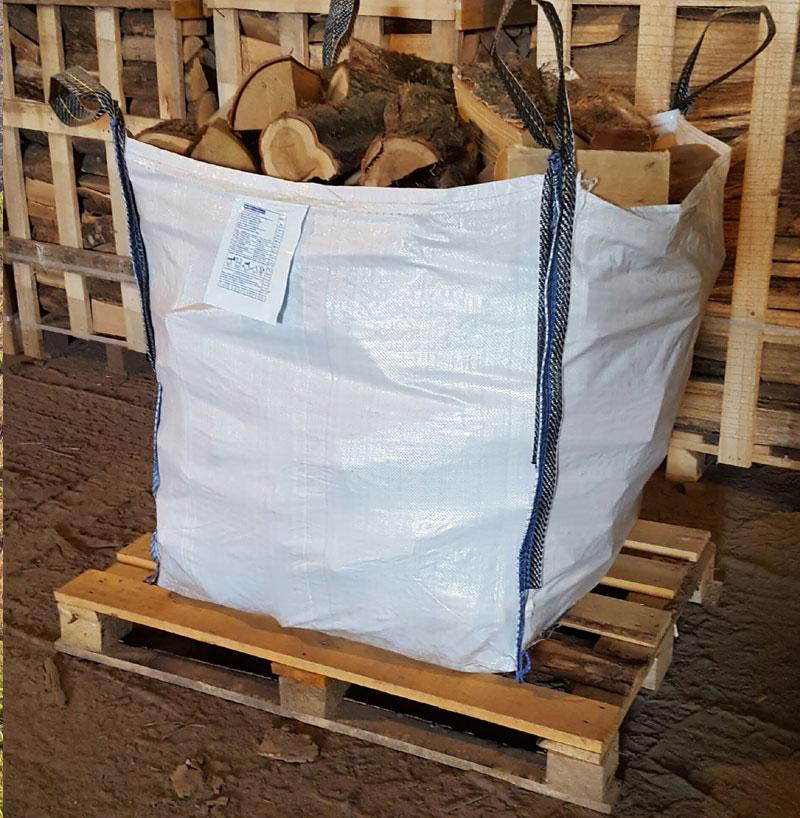 Kiln Dried Logs Bulk Bag