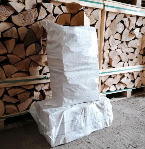 Kiln Dried Birch Logs - Boot Bags