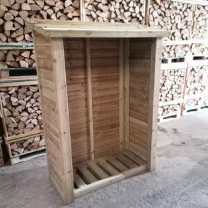 Log Store 6ft X 4ft (h x w)