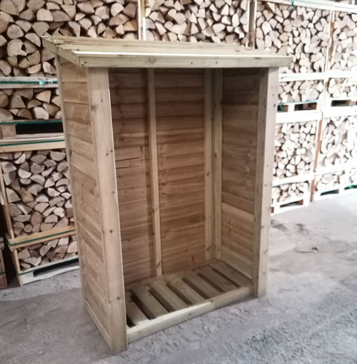 Kiln Dried Log Stores