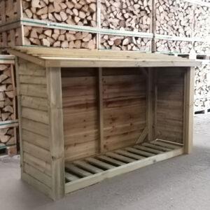 Log Store 4ft X 6ft (h x w)